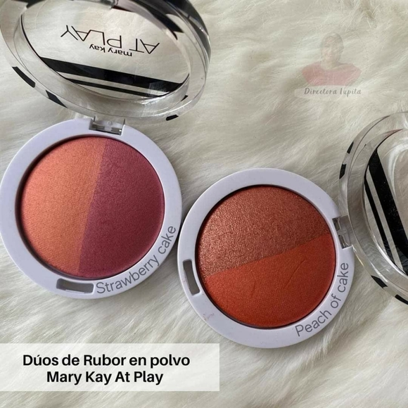 Mary Kay Other - Mary kay At play blush bundle - strawberry & peach